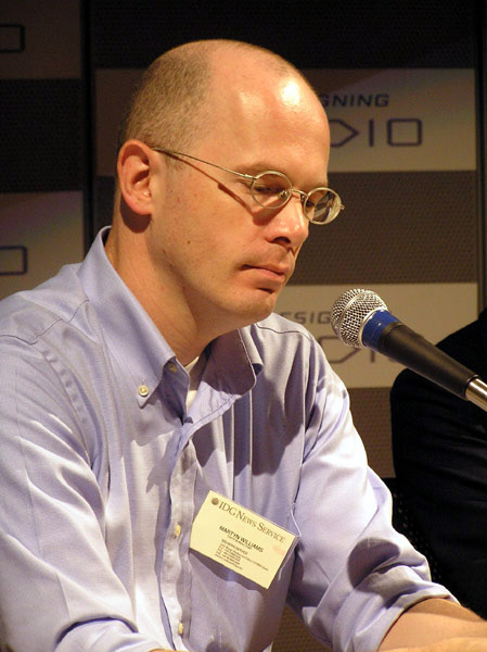 Martyn Williams - Tokyo Bureau Chief - IDG News Service