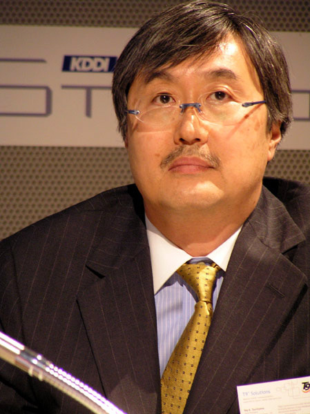 Ray Tsuchiyama - VP - Tegic Communications
