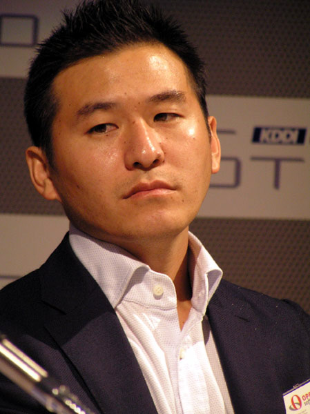 Tatsuki Tomita - VP for APAC Business Development - Opera Software