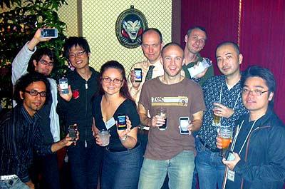 MoMo Tokyo - 20 October - iPhone Extavaganza